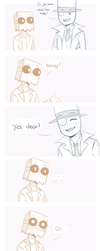 [Villainous] Do you know what bees make? by owoSesameowo