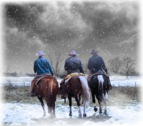 Christmas for Cowboys by robhas1left