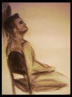Life drawing 010 by MystiqueX