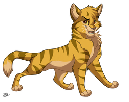 Lionblaze by WindWo1f