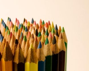 Crayons Wallpaper by rogerss1