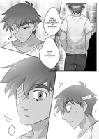 Unravel DNA V2 Chapter 5 page 1 by Kyovan