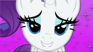 Wallpaper Love Face Rarity by Barrfind