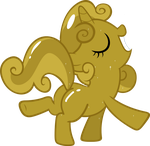 Sweetie Belle - The Golden Child by Ocarina0fTimelord