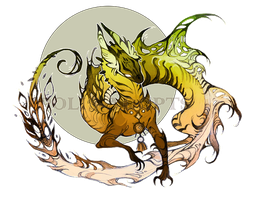 [CLOSED] Adopt auction - Toxic by Polis-adopts