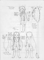 Marwan proportions reference sheet by MarwanGreenCritter