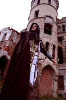 Castlevania - Mathias by adelhaid