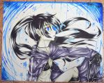 Black Rock Shooter by SomeMonsterFangirl