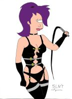 Leela whip color by Charlie by SLNTcharlie