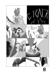 The Story With No Name Pg. 8 by mistformsquirrel