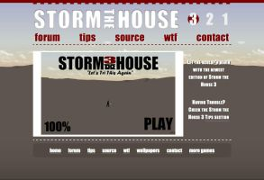Storm the House website by DougFromFinance