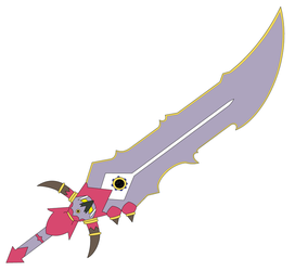 Unbound Hoopa Sword by kongo217