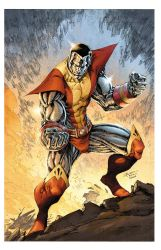Colossus BrettBooth Colwell colors by JeremyColwell
