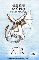 Momo The Last Airlemur by TexasUberAlles