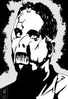 Slipknot ex-members:Paul Gray (R.I.P) by ARandomUserl-l