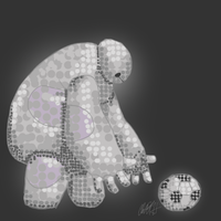 Day 1-Baymax Being Baymax by bookwormy606
