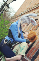 Zootopia cosplay // Nick x Judy by DAIxSORA