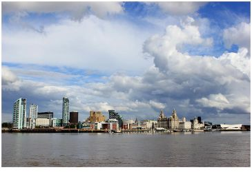 Ferry across the Mersey by makys