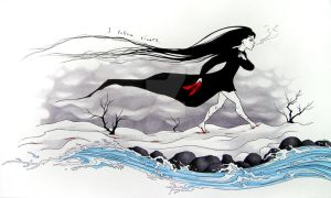 I Follow Rivers by Super-Chi