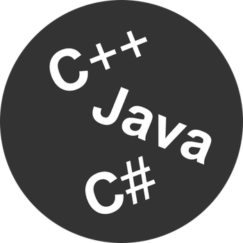 a Code Project icon for c++, java and c# by qkthomas