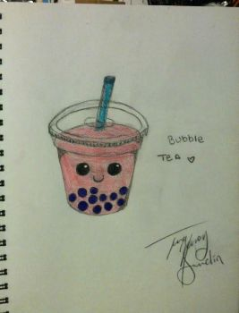 Kawaii Bubble Tea by MakingYouAMixTape
