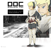OOC - Oc's overclocked form by Xykun