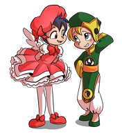 Cardcaptor Crusaders - By Tato by The-Crusader-Network