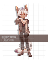 [CLOSED_AUCTION] Flaurist#16 adopt by Himetochan