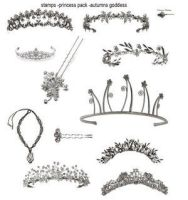 Princess Pack Brushes For CS by AutumnsGoddess-stox