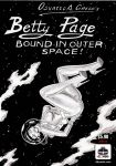 Betty Page Bound in Outer Space! by lindadb