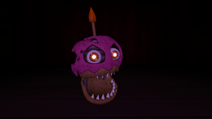 Nightmare Cupcake by RichardtheDarkBoy29