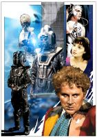 Attack of the Cybermen by jlfletch