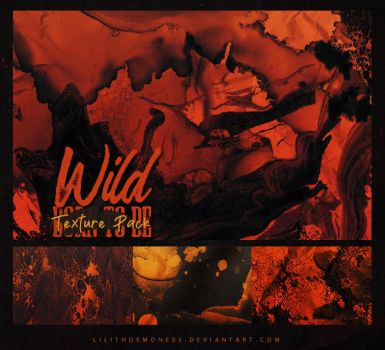 Born to be Wild Texture Pack by LilithDemoness