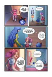 Senshi dolls - page 2 by CristianoReina
