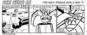 The Daily Straxus Book 2 Part 7 by AndyTurnbull
