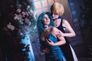 Sailor Moon - Together by RenShuher