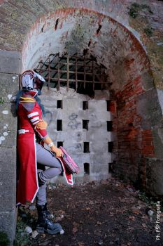 Warlock from Destiny by MaDeath90