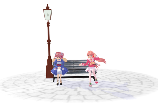 MMD Stage 1 by MMD3DCGParts