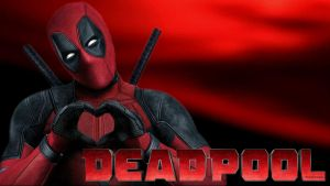 Deadpool Wallpaper In Love by Curtdawg53