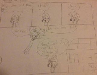 M.i.t.m. Comic: Method of Travel by MeleeInTheMiddle