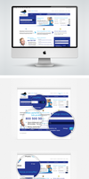 Courier Firm Website by versedi