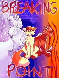 Breaking Point Cover by Redfoxling