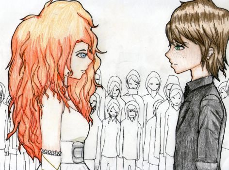 We are Gathered Here Today by percabethshipper22