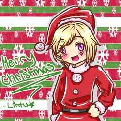 Merry Christmas! 2012 by black-feather1013