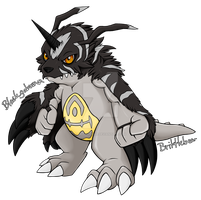 Blackgabumon