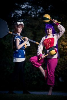 Fight for love by Rinaca-Cosplay