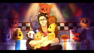 Markiplier is the savior of Five Nights at Freddys by rydi1689