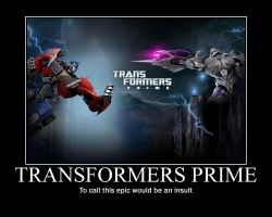 30 Day Transformers Challange: Fav Universe by Mr-Wolfman-Thomas
