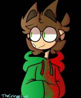 Tord+Edd fusion  by TheCringeLord