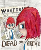 Wanted-Dead Or Alive by Starbotcar